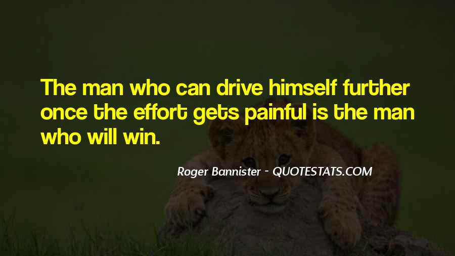 Roger Bannister Quotes #950695