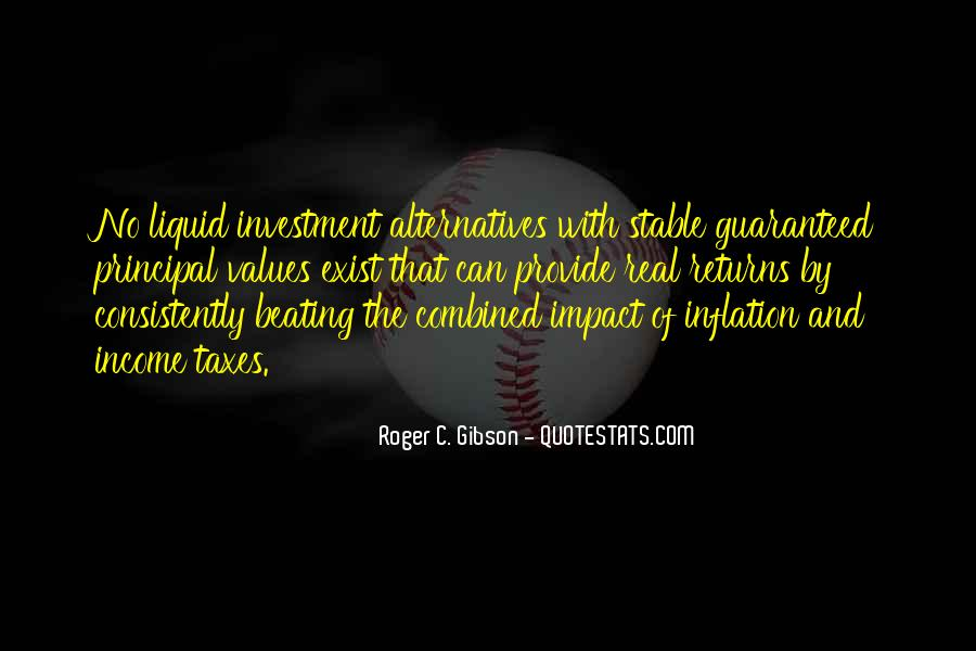 Roger C. Gibson Quotes #600207