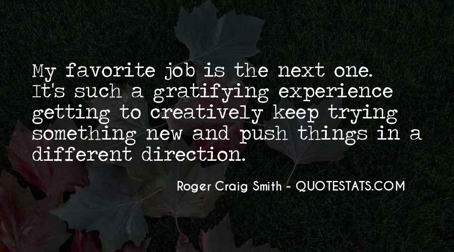 Roger Craig Smith Quotes #239572