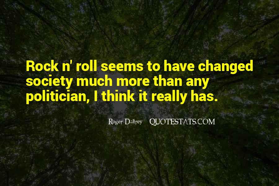 Roger Daltrey Quotes #1137348