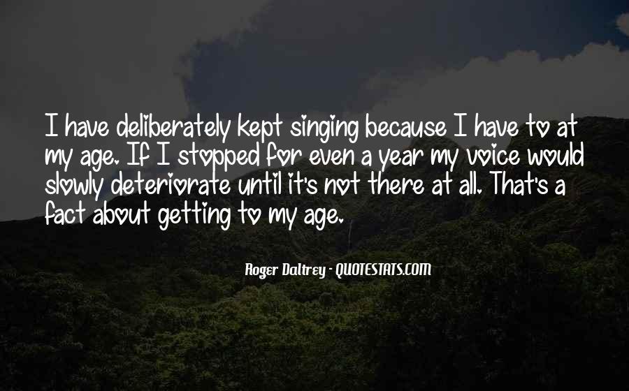 Roger Daltrey Quotes #1372151