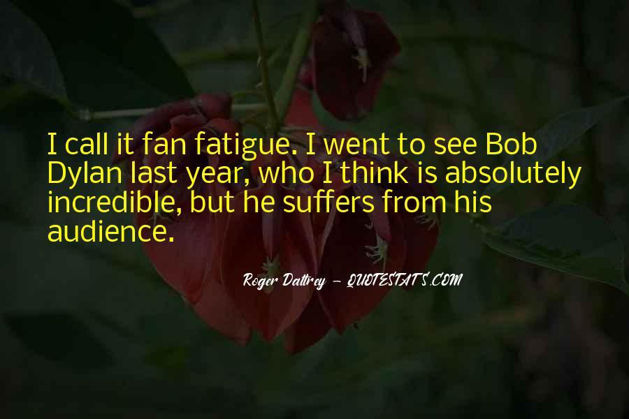 Roger Daltrey Quotes #1590408