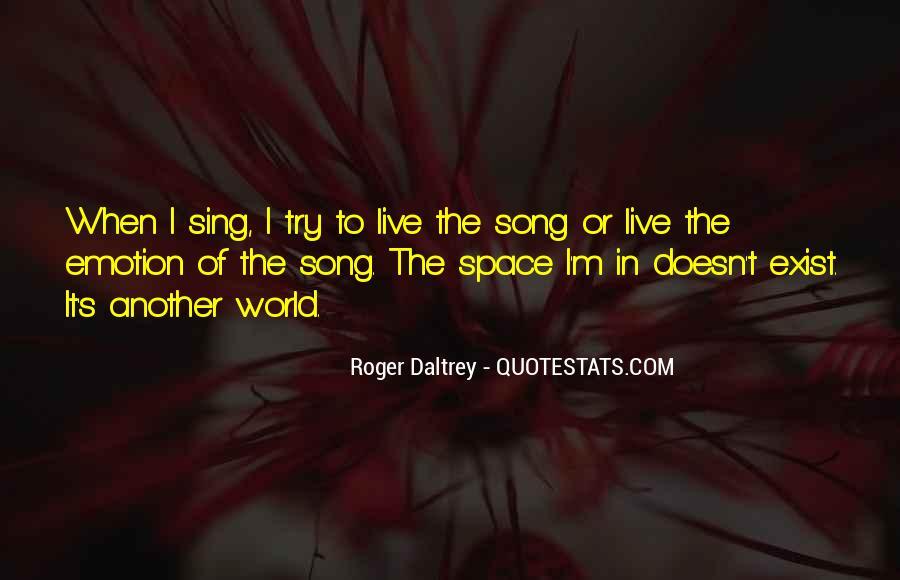 Roger Daltrey Quotes #1600472