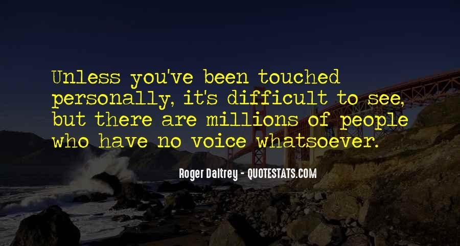 Roger Daltrey Quotes #1651998