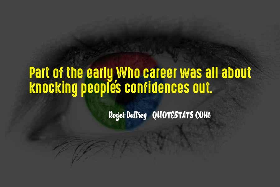 Roger Daltrey Quotes #188264