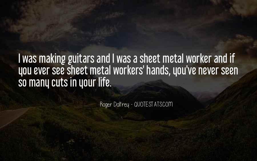 Roger Daltrey Quotes #433525