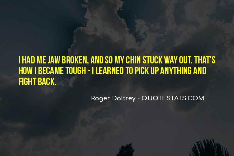 Roger Daltrey Quotes #471022