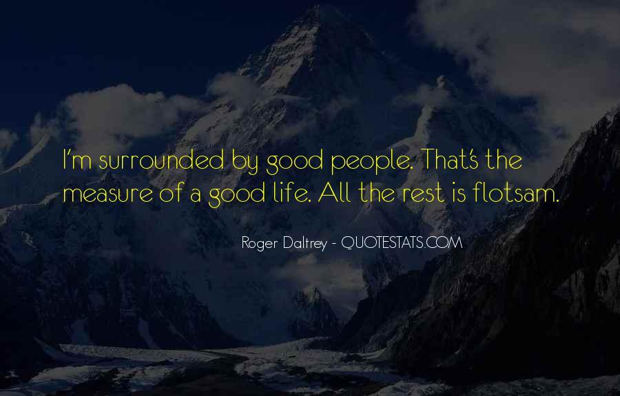 Roger Daltrey Quotes #503114