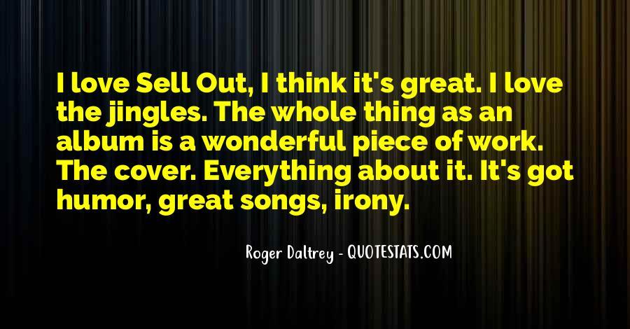 Roger Daltrey Quotes #516438