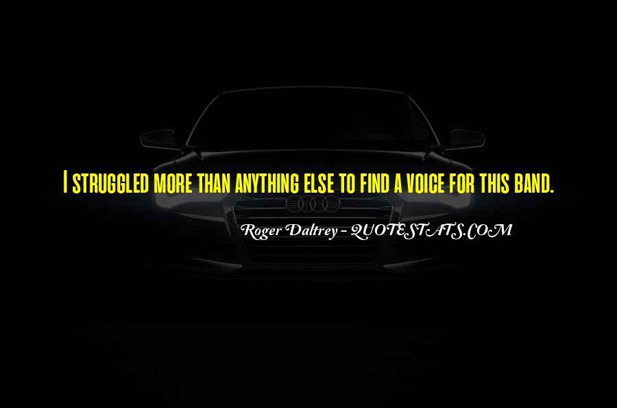 Roger Daltrey Quotes #643310