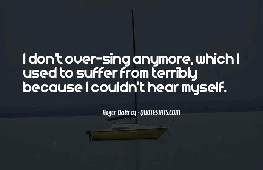 Roger Daltrey Quotes #704689