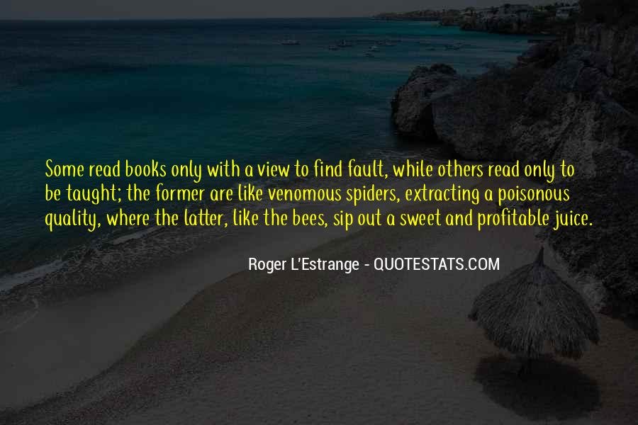 Roger L'Estrange Quotes #1052203