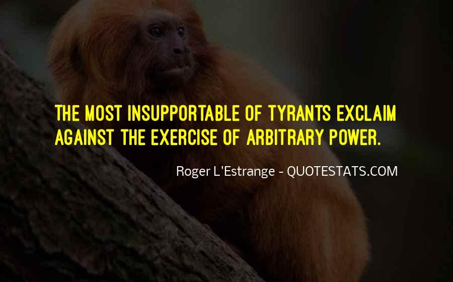 Roger L'Estrange Quotes #1191737