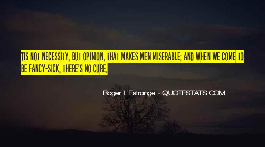 Roger L'Estrange Quotes #1234069