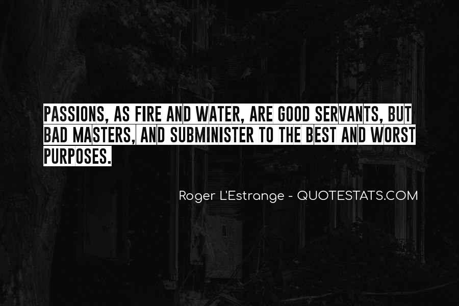 Roger L'Estrange Quotes #1401576