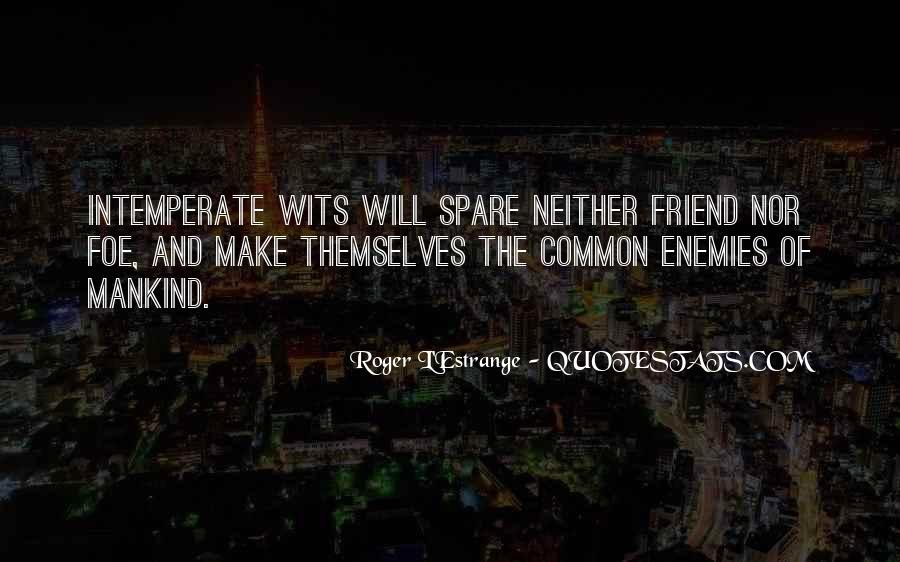Roger L'Estrange Quotes #1586234