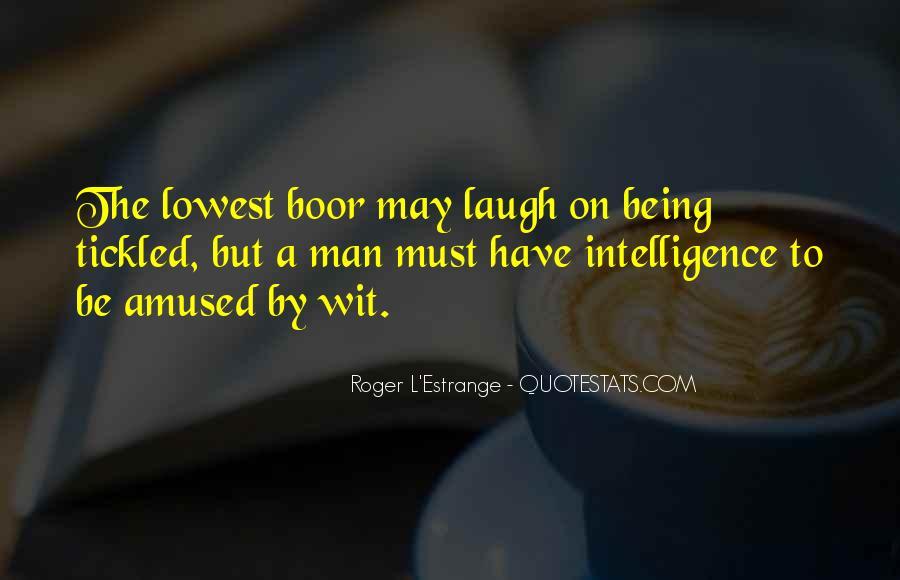 Roger L'Estrange Quotes #1801865