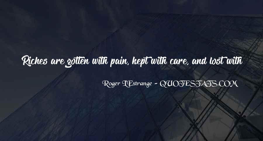 Roger L'Estrange Quotes #1843272