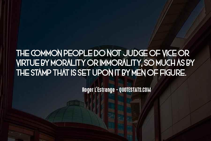 Roger L'Estrange Quotes #21594