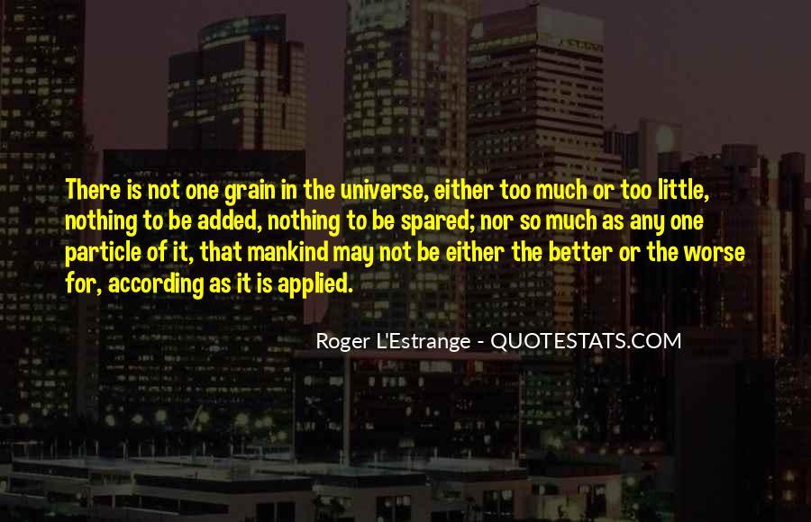 Roger L'Estrange Quotes #303139
