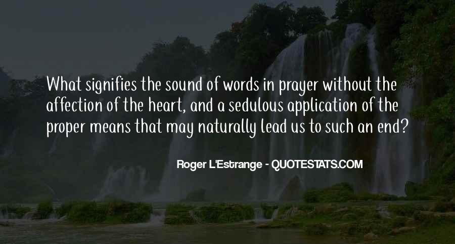 Roger L'Estrange Quotes #437126