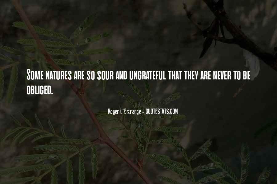 Roger L'Estrange Quotes #45588