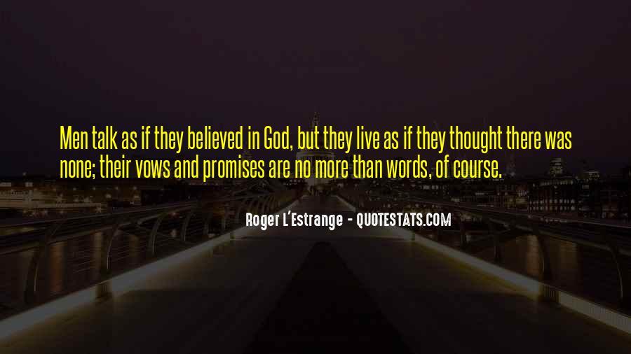 Roger L'Estrange Quotes #689805
