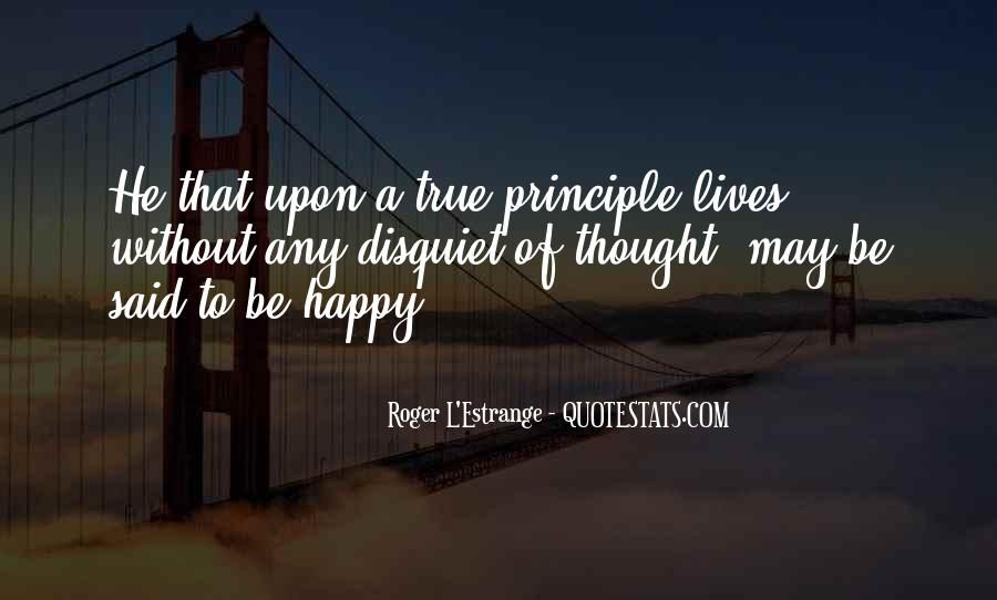 Roger L'Estrange Quotes #750776