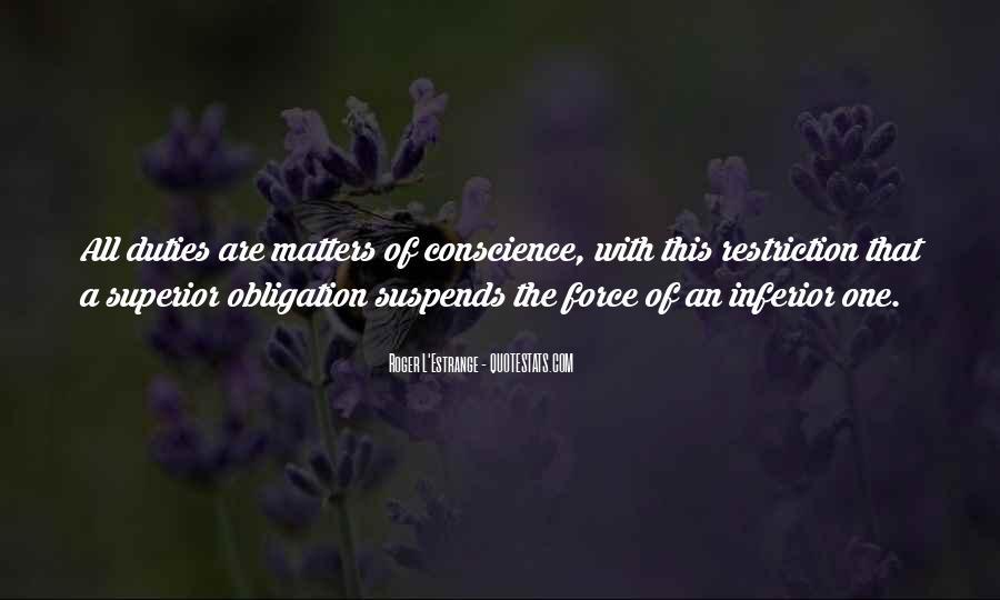 Roger L'Estrange Quotes #77184