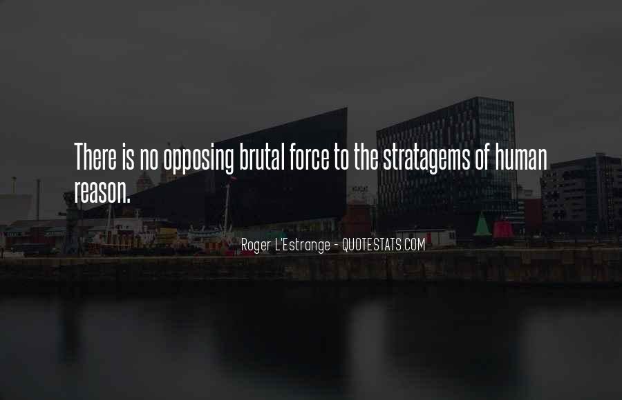Roger L'Estrange Quotes #844768