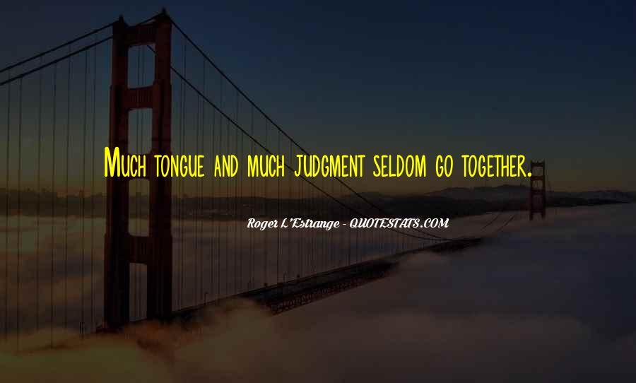Roger L'Estrange Quotes #914813