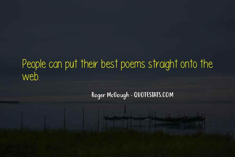 Roger McGough Quotes #1293186