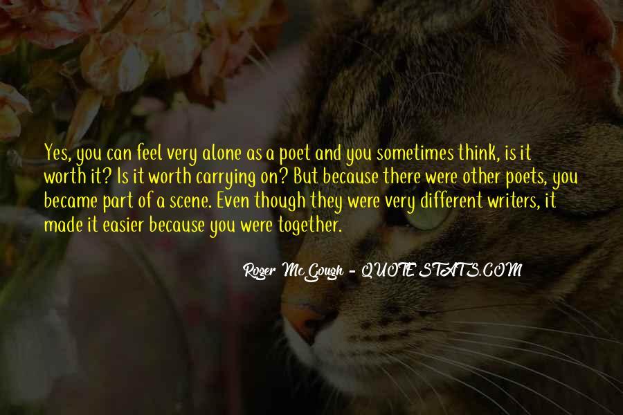 Roger McGough Quotes #1531854