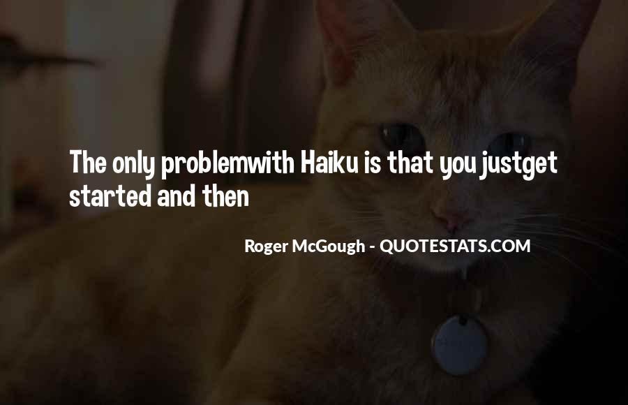 Roger McGough Quotes #1727293