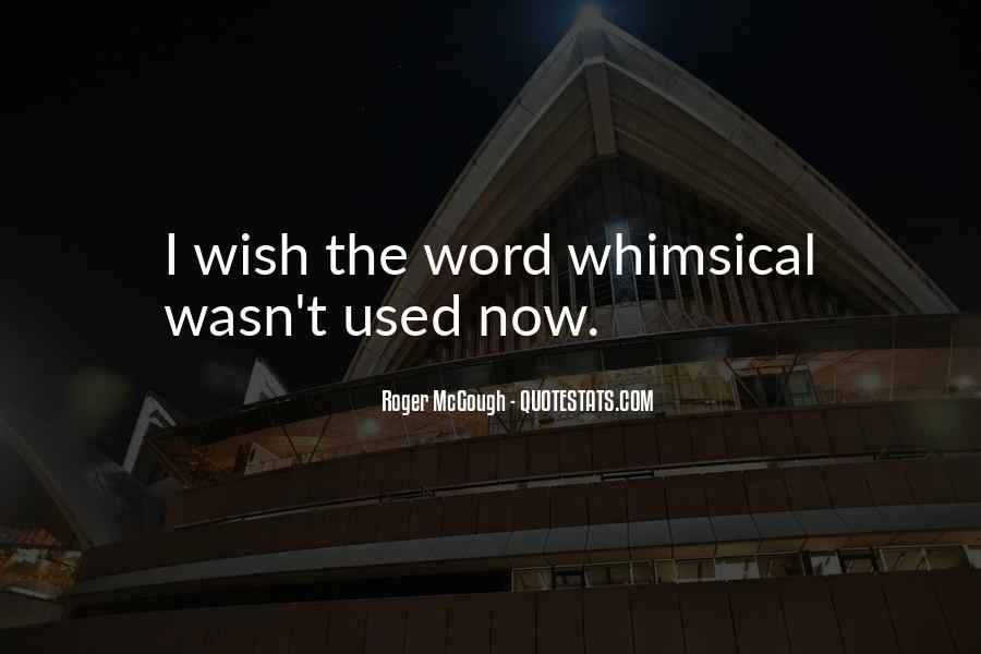 Roger McGough Quotes #211957