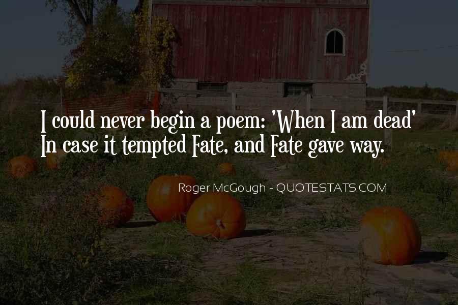 Roger McGough Quotes #729201