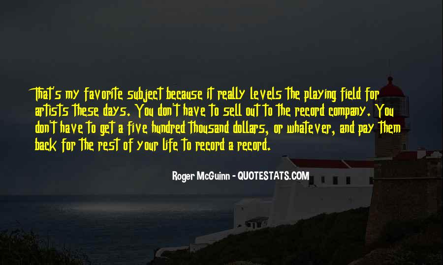 Roger McGuinn Quotes #131349