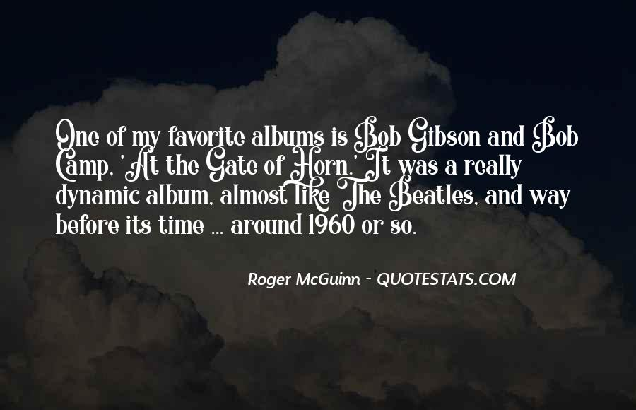 Roger McGuinn Quotes #1553372