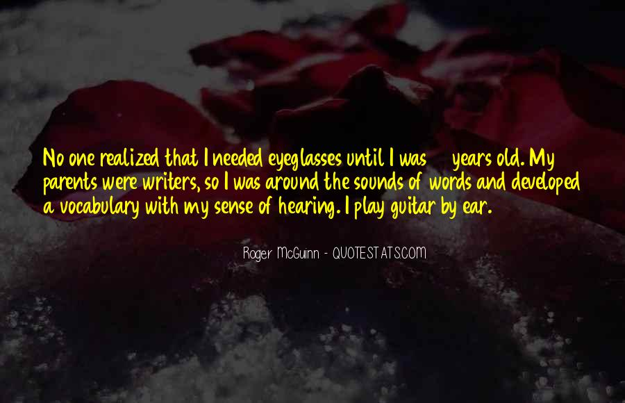 Roger McGuinn Quotes #1621133