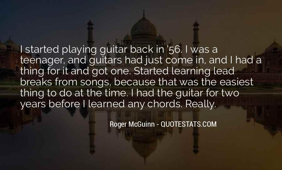 Roger McGuinn Quotes #355356
