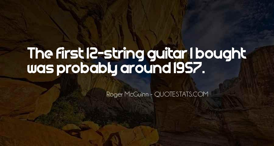 Roger McGuinn Quotes #419240