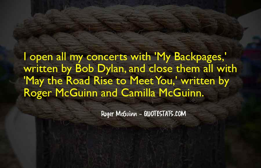 Roger McGuinn Quotes #434727
