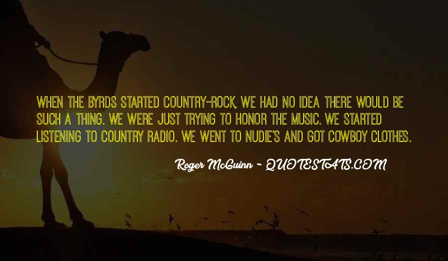 Roger McGuinn Quotes #608843