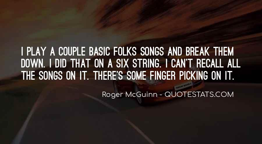 Roger McGuinn Quotes #72652