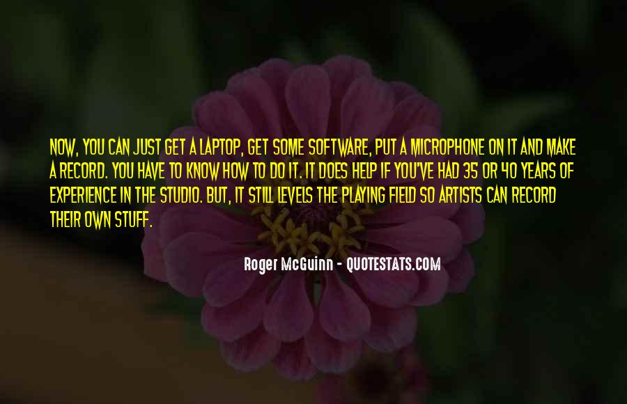 Roger McGuinn Quotes #751371