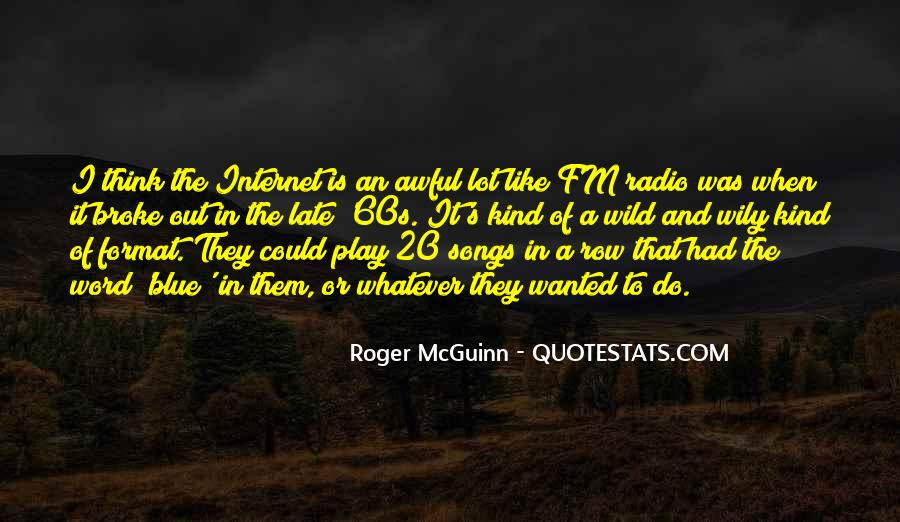 Roger McGuinn Quotes #890621