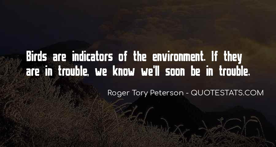 Roger Tory Peterson Quotes #1115611