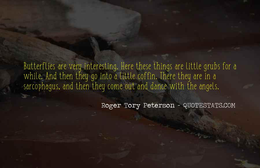 Roger Tory Peterson Quotes #156870