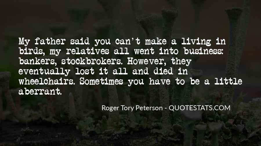 Roger Tory Peterson Quotes #447147
