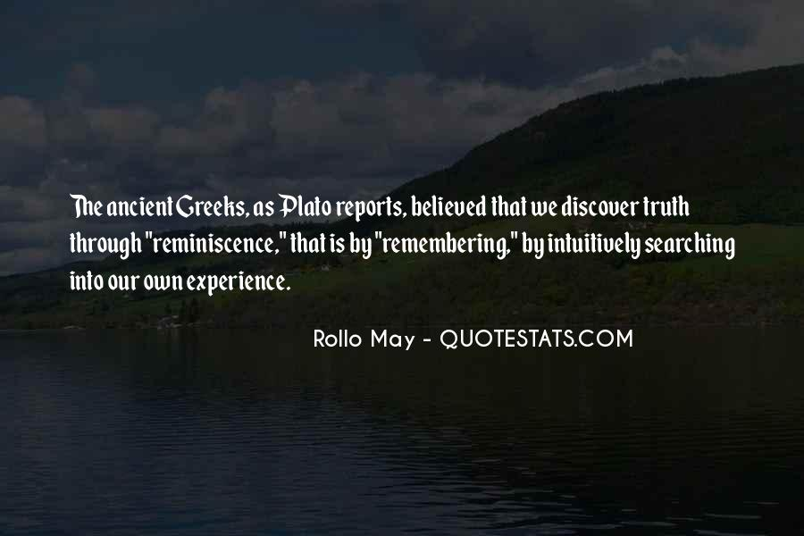 Rollo May Quotes #1212097